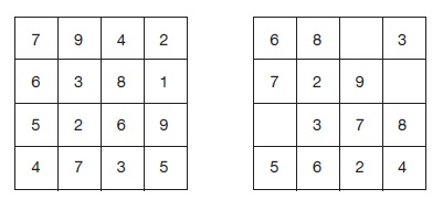 Number Puzzles Questions and Answers | Logical Puzzles for